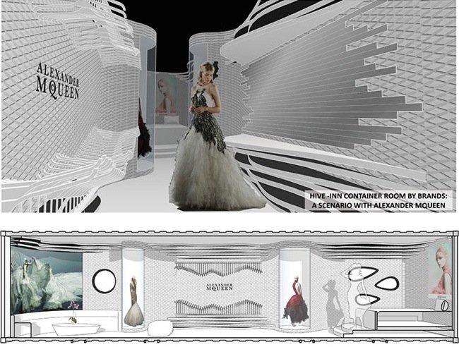 25570422 192517 แนวคิดใช้คอนเทนเนอร์สร้างโรงแรม..สลับสับเปลี่ยนตู้ได้เหมือนต่อของเล่น