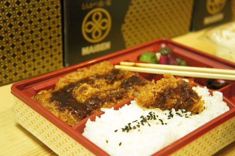 Kurobuta in the Box by MAiSEN เปิดกล่องรีวิว ความอิ่มอร่อยที่พกไปได้ทุกที่ 13 - Maisen (ไมเซน)