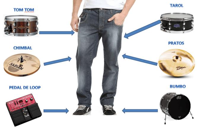 Drum-Pants