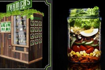 Farmer's Fridge Vending Machine ตู้ขายอาหารเพื่อสุขภาพอัตโนมัติ 31 - รีไซเคิล