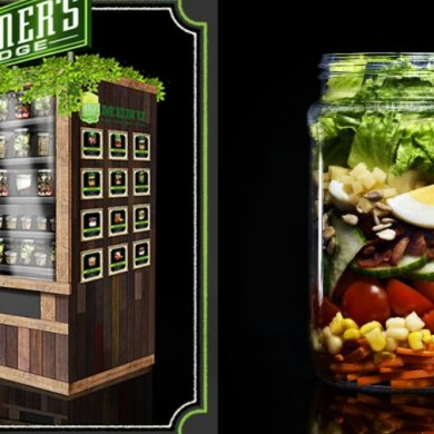 Farmer's Fridge Vending Machine ตู้ขายอาหารเพื่อสุขภาพอัตโนมัติ 22 - Farmer's Fridge