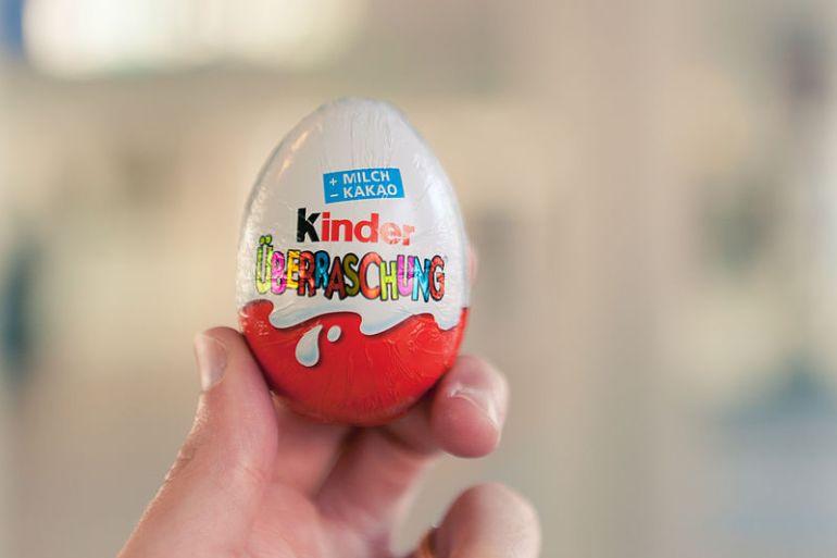 Kinder Surprise ขนมรูปไข่คินเนอร์ เซอร์ไพรช์ ละลายในอากาศร้อน ไม่ละลายในอากาศหนาว 13 - confection