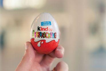 Kinder Surprise ขนมรูปไข่คินเนอร์ เซอร์ไพรช์ ละลายในอากาศร้อน ไม่ละลายในอากาศหนาว 14 - ช็อคโกแลต