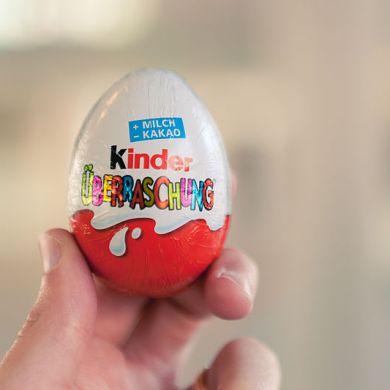 Kinder Surprise ขนมรูปไข่คินเนอร์ เซอร์ไพรช์ ละลายในอากาศร้อน ไม่ละลายในอากาศหนาว 16 - confection