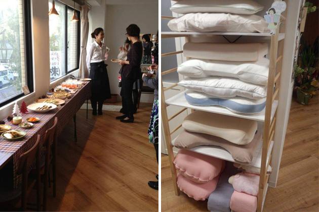 Woman Only Nap Cafe คาเฟ่แวะงีบหลับที่ให้บริการเฉพาะสุภาพสตรีเท่านั้น 13 - Japan