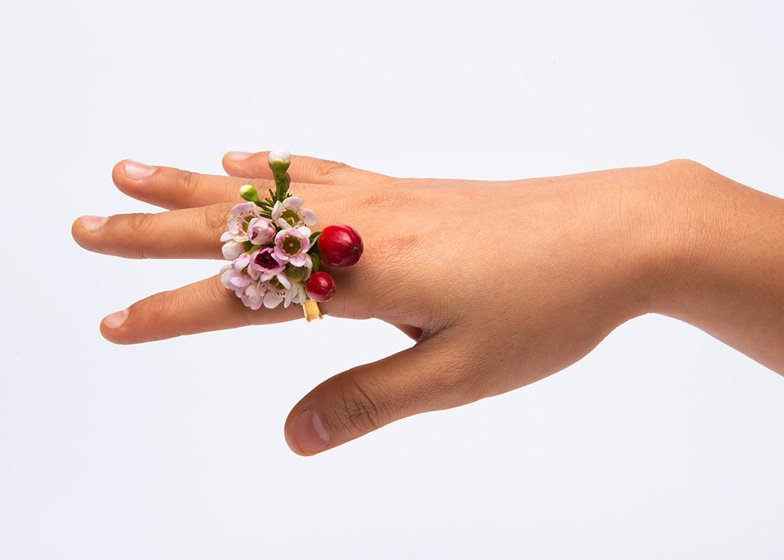 Spring-rings-by-Gahee-Kang-incorporate-flowers_dezeen_ss_1