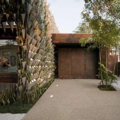 สวนแนวตั้ง จากกระถางอลูมินัมและต้นไม้ 6,000 ต้น ที่ Firma Casa 20 - Gallery