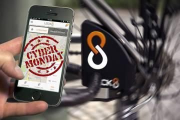 LOCK8 ตัวล็อกจักรยานที่เชื่อมต่อกับสมาร์ทโฟน