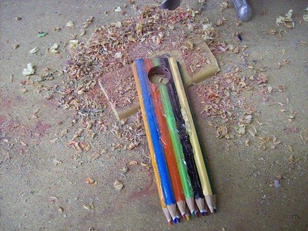 20140516 172249 DIY เปลี่ยนดินสอสี เป็นแหวนสายรุ้ง..สวยงาม