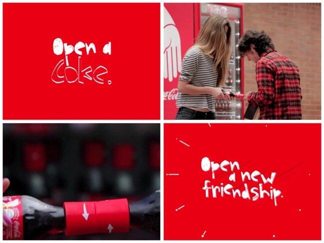20140531 165035 60635519 Coke Friendly Twist...ฝาขวดแบบใหม่ เปิดโค้ก เปิดรับมิตรภาพใหม่ๆ