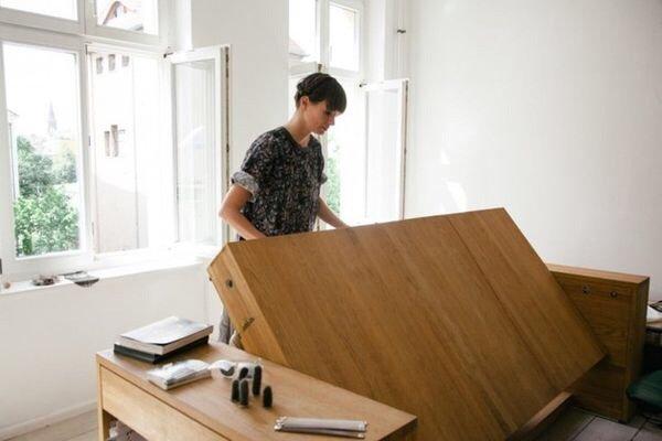 20140531 200532 72332173 The BLESS Workbed..โต๊ะที่เปลี่ยนเป็นเตียงได้เพียงฝ่ามือพลิก
