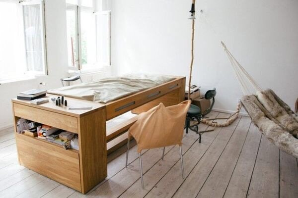20140531 200532 72332331 The BLESS Workbed..โต๊ะที่เปลี่ยนเป็นเตียงได้เพียงฝ่ามือพลิก