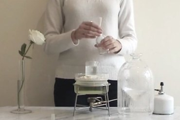 Teardrop..ชุด DIY สกัดสารจากธรรมชาติผลิตเครื่องสำอางเองที่บ้าน 14 - make up