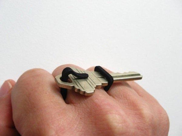 25570509 135358 KEON V1..แหวนที่เก็บกุญแจ ไม่ต้องพกกระเป๋า