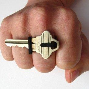KEON V1..แหวนที่เก็บกุญแจ ไม่ต้องพกกระเป๋า 16 - ที่เก็บกุญแจ
