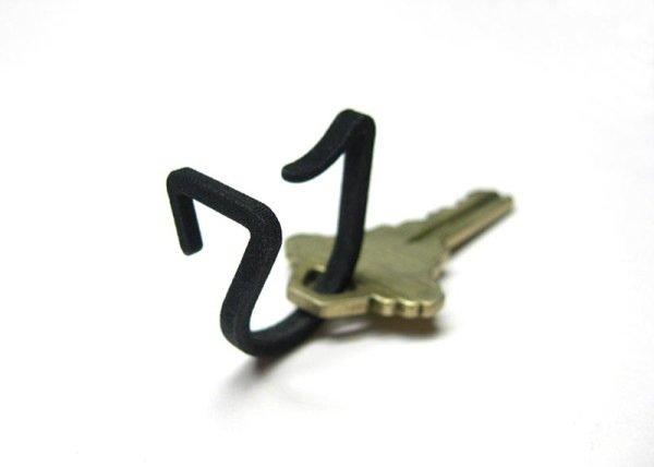 25570509 135433 KEON V1..แหวนที่เก็บกุญแจ ไม่ต้องพกกระเป๋า