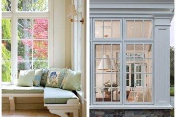 เลือกประตูหน้าต่างอย่างไร ให้เข้ากับบ้านสมัยใหม่
