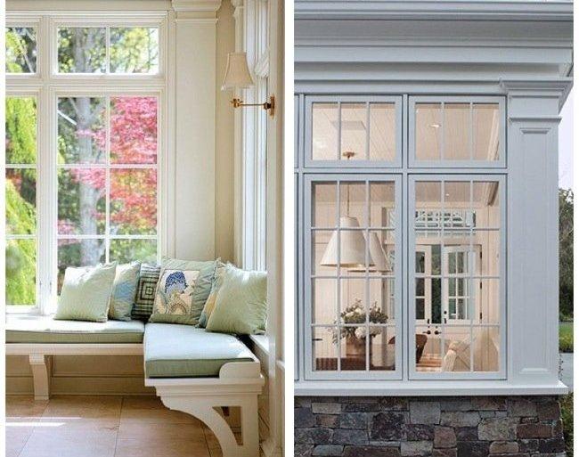 เลือกประตูหน้าต่างอย่างไร ให้เข้ากับบ้านสมัยใหม่ 18 - วัสดุก่อสร้าง