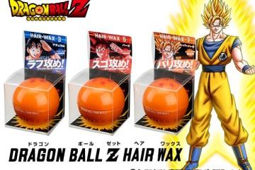 Dragon Ball Z Hair wax แว๊กส์แต่งผมให้ตั้งอยู่ทรงเป็นซุปเปอร์ไชย่า