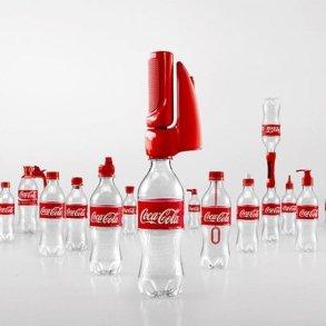 Coca-Cola 2nd Lives..โค้กแจกฝา16แบบ เพื่อสร้างชีวิตใหม่ให้กับขวดเก่า 24 - Coca-Cola