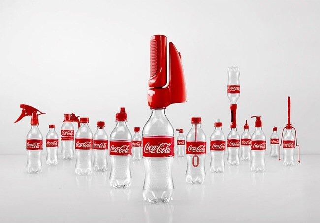 Coca-Cola 2nd Lives..โค้กแจกฝา16แบบ เพื่อสร้างชีวิตใหม่ให้กับขวดเก่า 18 - packaging
