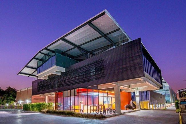 5 ออฟฟิศไทย ไอเดียออกแบบสุดครีเอทีฟแห่งปี 2014 61 - Architecture