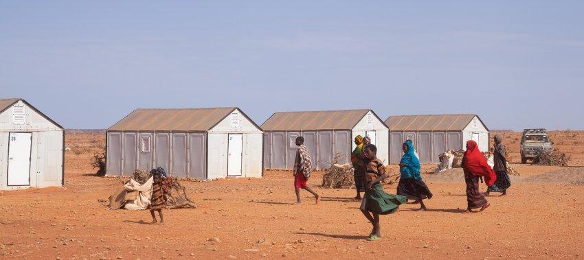 Ikea-Häuser in Ãthiopien