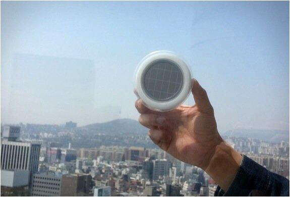 20140703 092125 33685391 เปลี่ยนหน้าต่างเป็นแหล่งผลิตพลังงานด้วย SOLAR POWERED WINDOW SOCKET