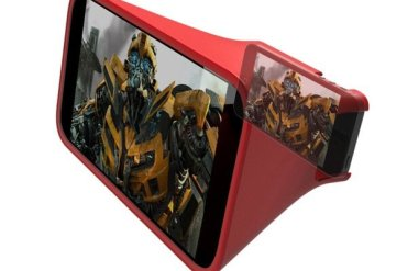 Big Screen concept ..เลนส์ขยายจอเพื่อความบันเทิงในการชมภาพยนตร์จากมือถือ 22 - iPhone
