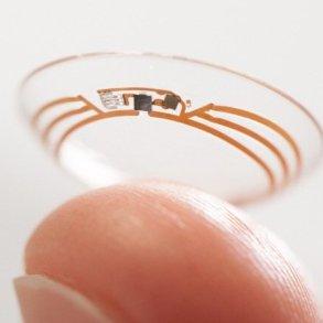 Google เข้าสู่ตลาด healthcare เปิดตัวSmart Contact Lens สำหรับผู้ป่วยเบาหวาน 15 - contact lens