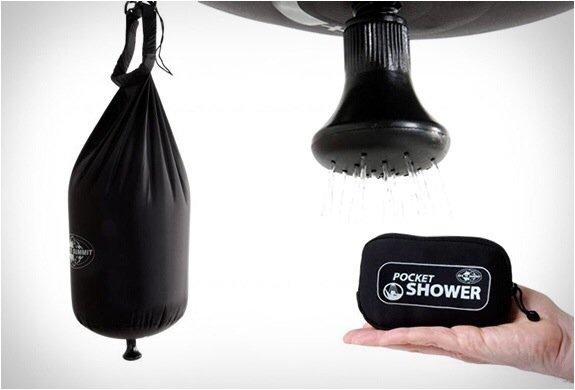 POCKET SHOWER..ฝักบัวอาบน้ำแบบพกพา 13 - ฝักบัวอาบน้ำ