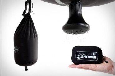 POCKET SHOWER..ฝักบัวอาบน้ำแบบพกพา 13 - แคมป์ปิ้ง