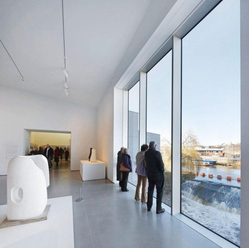David Chipperfield Architects . Hepworth Wakefield . West Yorkshire (9)