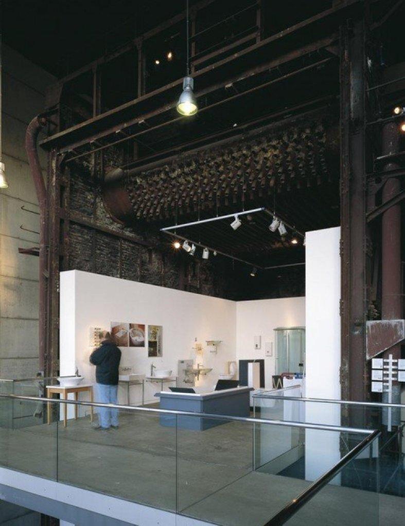 img9 Design Center ศูนย์ศิลปะบรรยากาศยุคอุตสาหกรรมหนัก