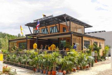 """Baan Chaan""  บ้านประหยัดพลังงาน ผลงานนักศึกษาไทยไปแข่งระดับโลก 14 - Sustainable design"