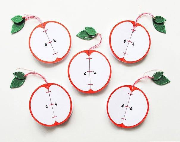 IMG 4571 สมุดโน๊ตทำมือ สีสันสดใส เป็นผัก ผลไม้ พิซซ่า