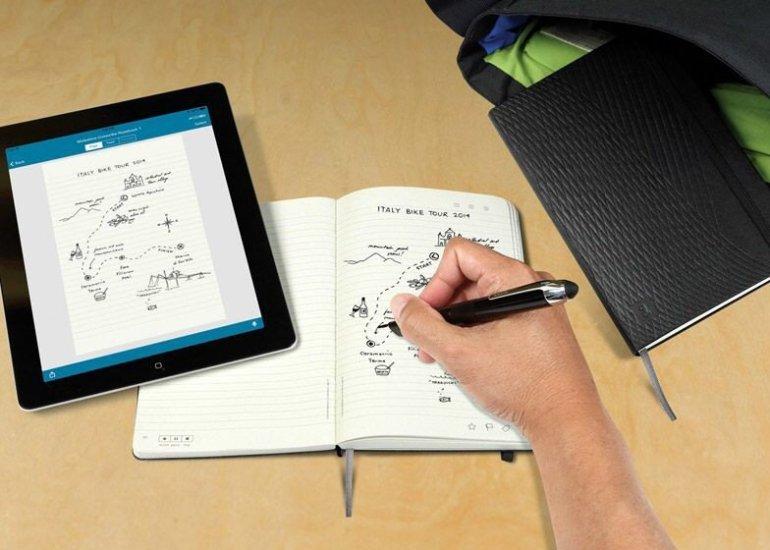 Smart pen เชื่อมโยงโลกเก่ากับใหม่ เขียนบนกระดาษไปเก็บไว้ใน tablet 13 - iOS