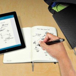 Smart pen เชื่อมโยงโลกเก่ากับใหม่ เขียนบนกระดาษไปเก็บไว้ใน tablet 16 - iOS