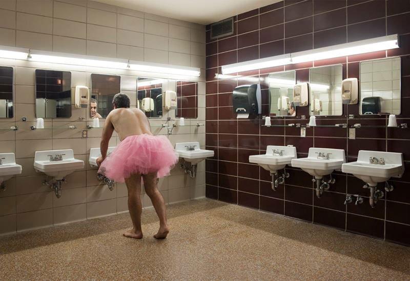 bob carey the tutu project 75929 The Tutu Project โครงการกระโปรงบัตเล่ต์สีชมพู กับ การต่อสู้โรคมะเร็งเต้านม