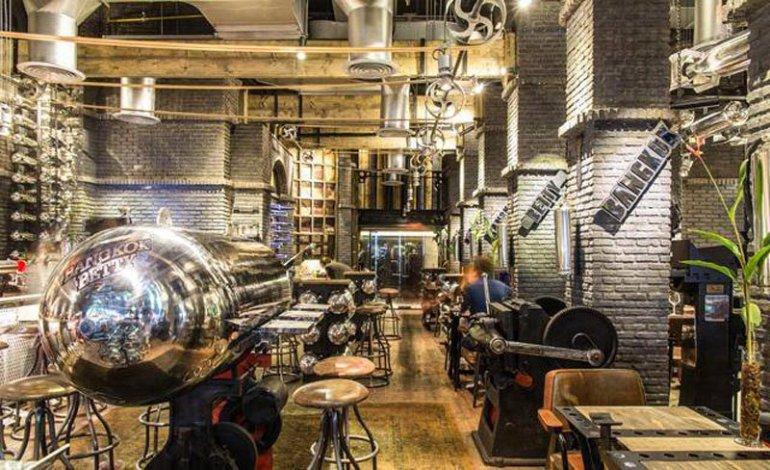 Bangkok Betty ร้านอาหารแรงบันดาลใจจากโรงงานระเบิดของสหรัฐอเมริกา 13 - Bangkok Betty