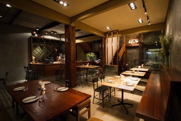 SEVEN SPOONS ร้านอาหารสไตล์เมดิเตอร์เรเนียนและมังสวิรัติ 13 - อาหาร