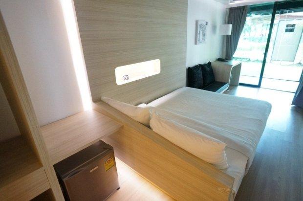 IMG 5095 650x431 SLEEP BOX Hotel แปลงตู้คอนเทนเนอร์ เป็นโรงแรมสุดชิค กลางเมืองเชียงใหม่