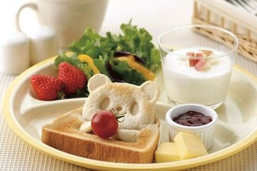 Toast Stamp เปลี่ยนขนมปังสี่เหลี่ยมน่าเบื่อ เป็นน้องหมีสุดน่ารัก 6 - อาหาร