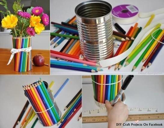 IMG 5313 ห่อของขวัญด้วยดินสอสี..