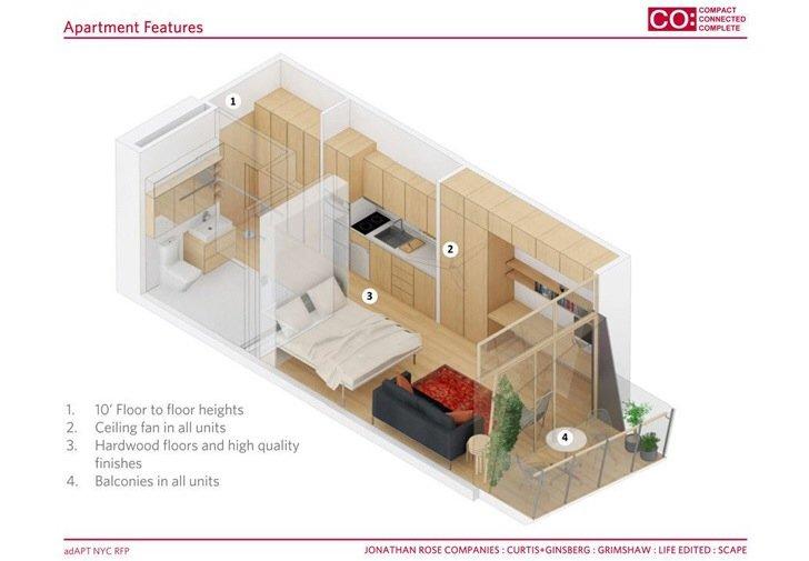 แนวคิดบ้านขนาดเล็กแบบยั่งยืน..พื้นที่บ้านเพียง 28 ตรม. แต่มีพื้นที่ส่วนกลางร่วมกันมาก 19 - Sustainable design