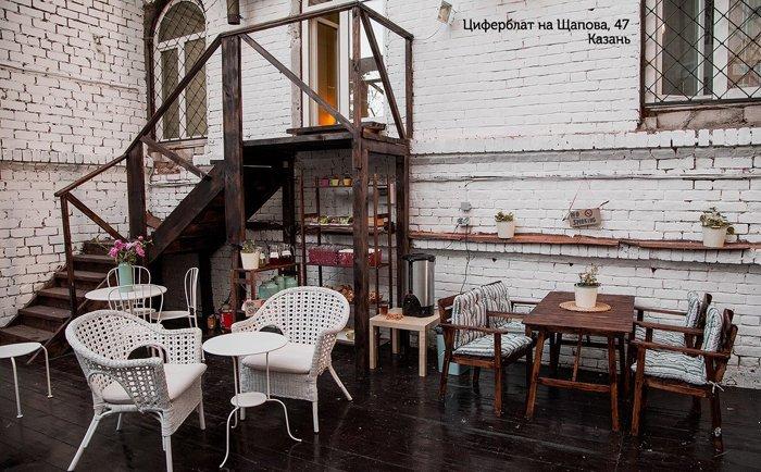 Kazanshapova1 ร้านกาแฟจับเวลาคิดเงิน
