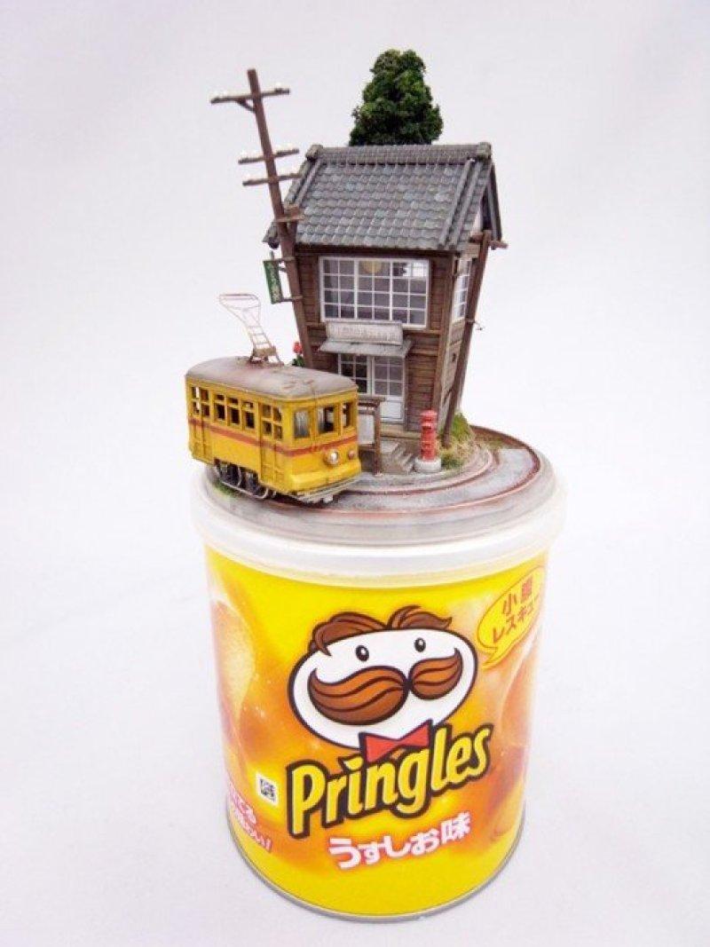 RIMG00101 Miniature Worlds from everyday objects โลกใบน้อย บนสิ่งของ