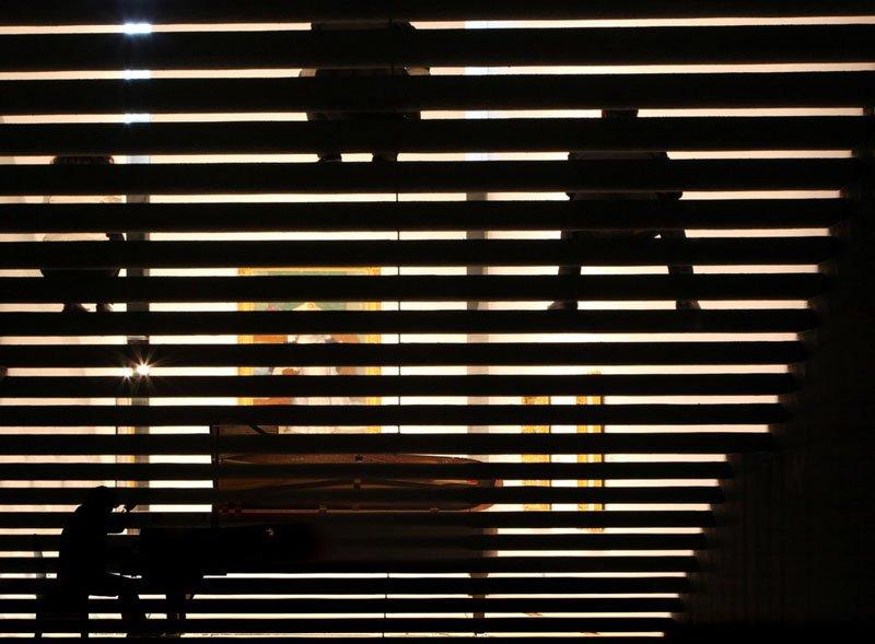 hoki stair 2 Hoki Museum พิพิธภัณฑ์แห่งภาพวาดเหมือนจริง