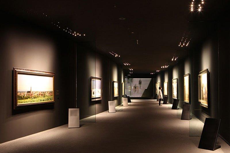 hoki 06 Hoki Museum พิพิธภัณฑ์แห่งภาพวาดเหมือนจริง