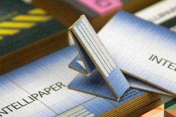 นามบัตรกระดาษ ที่เป็น USB drive ในตัว..แชร์ข้อมูลสะดวก 5 - Business Card